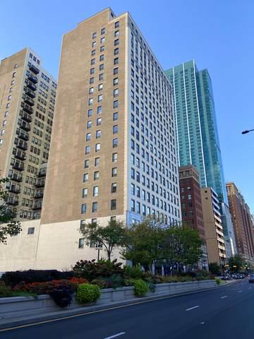 910 S Michigan Avenue #1715, Chicago, IL 60605 (MLS #11252913) :: Ryan Dallas Real Estate