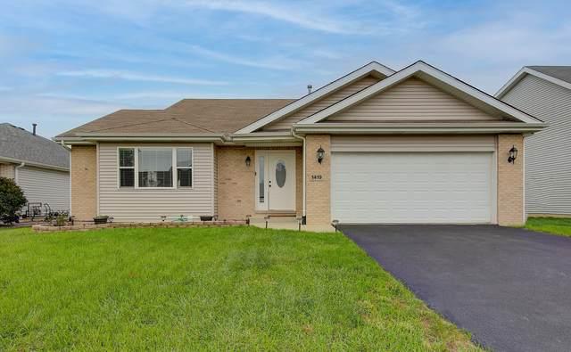 1419 Trailside Drive, Beecher, IL 60401 (MLS #11252919) :: John Lyons Real Estate