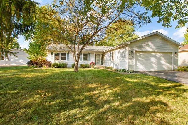 329 Anita Drive, Bourbonnais, IL 60914 (MLS #11252935) :: Ryan Dallas Real Estate