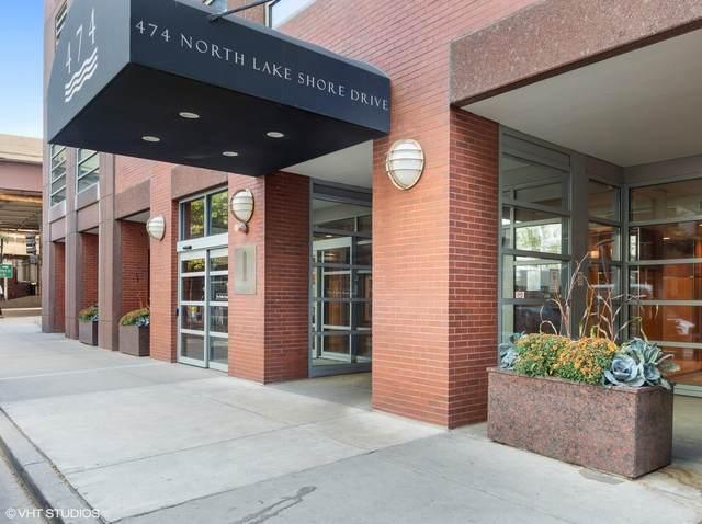 474 N Lake Shore Drive #1712, Chicago, IL 60611 (MLS #11252936) :: Ryan Dallas Real Estate