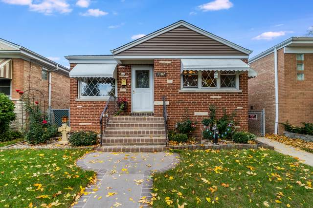 3307 N Plainfield Avenue, Chicago, IL 60634 (MLS #11252937) :: Ryan Dallas Real Estate