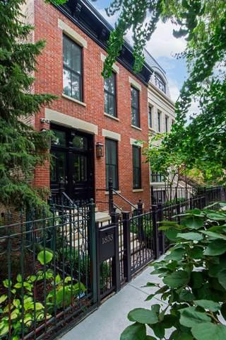 1853 N Fremont Street, Chicago, IL 60614 (MLS #11252944) :: Janet Jurich