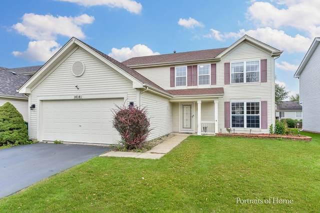 14141 S Lakeridge Drive, Plainfield, IL 60544 (MLS #11252945) :: BN Homes Group