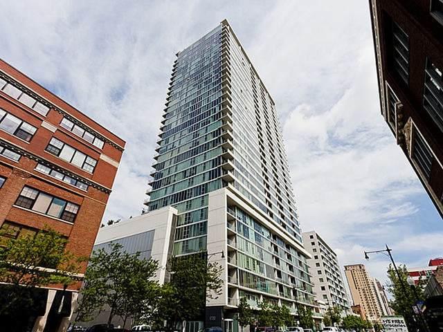1720 S Michigan Avenue #1105, Chicago, IL 60616 (MLS #11252964) :: John Lyons Real Estate