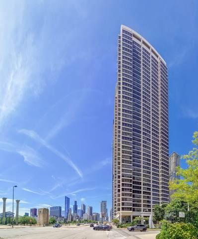 360 E Randolph Street #3702, Chicago, IL 60601 (MLS #11252965) :: Ryan Dallas Real Estate
