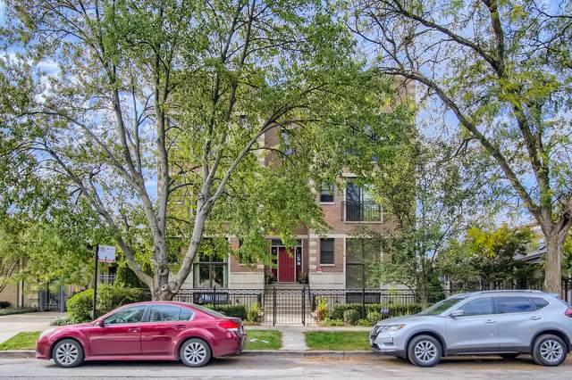 6014 N Wolcott Avenue 1N, Chicago, IL 60660 (MLS #11252978) :: John Lyons Real Estate