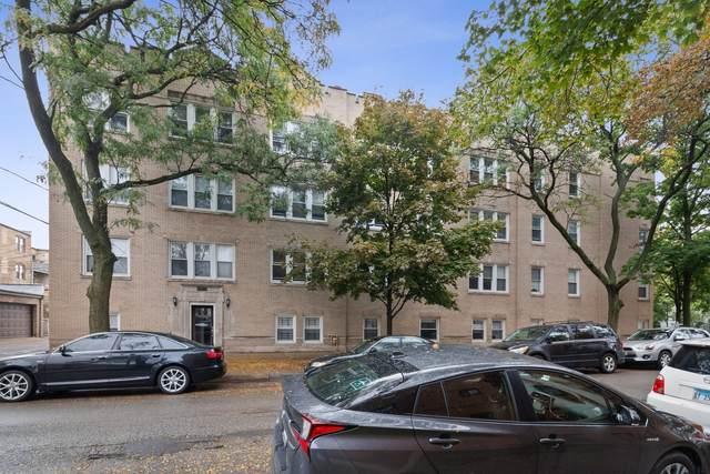7011 N Washtenaw Avenue #3, Chicago, IL 60645 (MLS #11252979) :: Ryan Dallas Real Estate