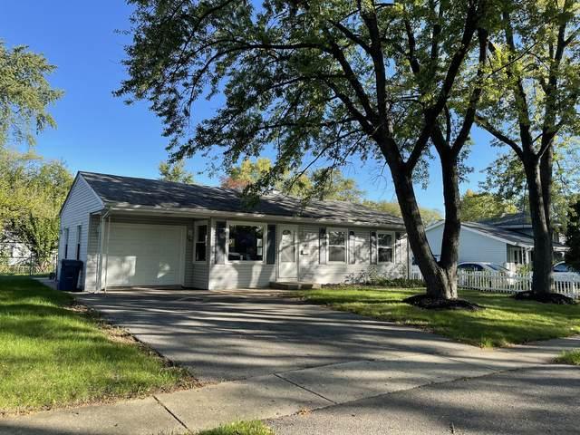 1848 Evergreen Avenue, Hanover Park, IL 60133 (MLS #11252986) :: John Lyons Real Estate