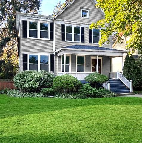 2030 Harrison Street, Evanston, IL 60201 (MLS #11252996) :: Janet Jurich