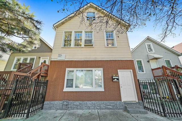 1427 W 49th Place, Chicago, IL 60609 (MLS #11253016) :: The Wexler Group at Keller Williams Preferred Realty