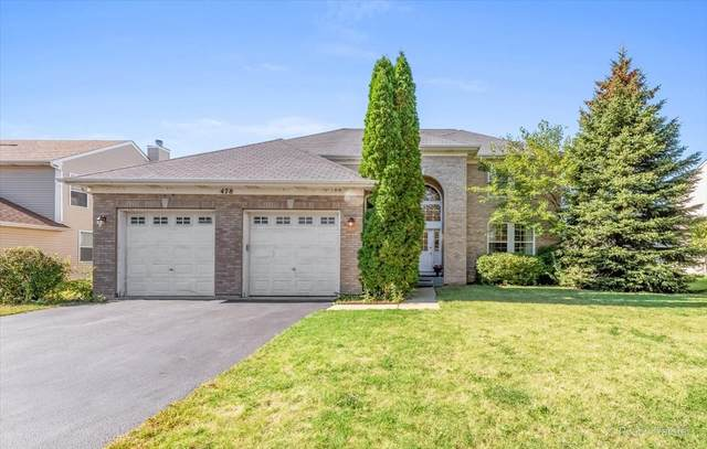 478 Windcrest Drive, Romeoville, IL 60446 (MLS #11253026) :: The Wexler Group at Keller Williams Preferred Realty