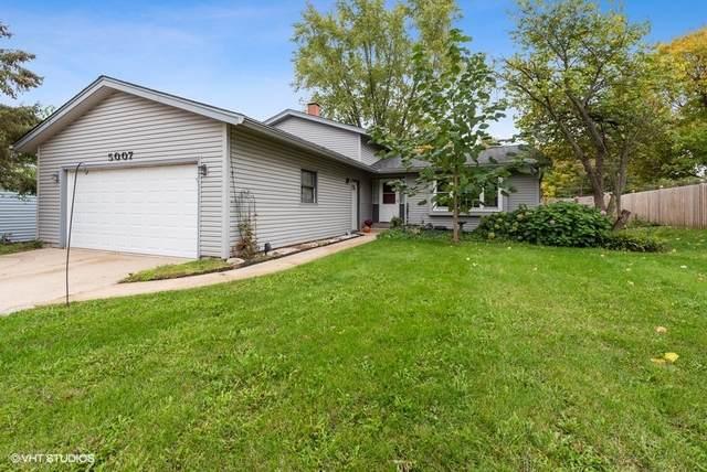 5007 Abbington Drive, Mchenry, IL 60050 (MLS #11253029) :: John Lyons Real Estate