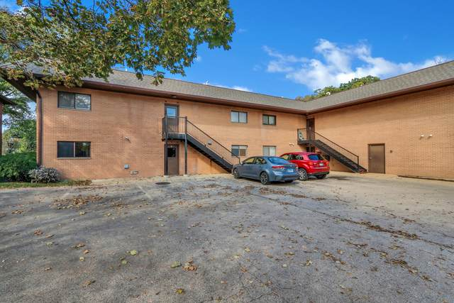 100 S Main Street #14, Algonquin, IL 60102 (MLS #11253032) :: The Wexler Group at Keller Williams Preferred Realty