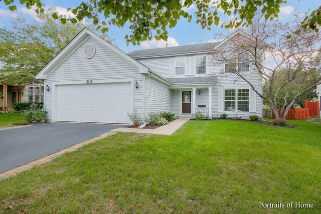 13818 S Petersburg Drive, Plainfield, IL 60544 (MLS #11253056) :: BN Homes Group