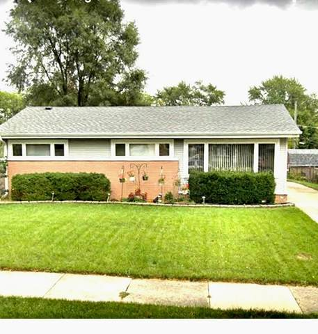 109 N Grant Drive, Addison, IL 60101 (MLS #11253064) :: The Wexler Group at Keller Williams Preferred Realty