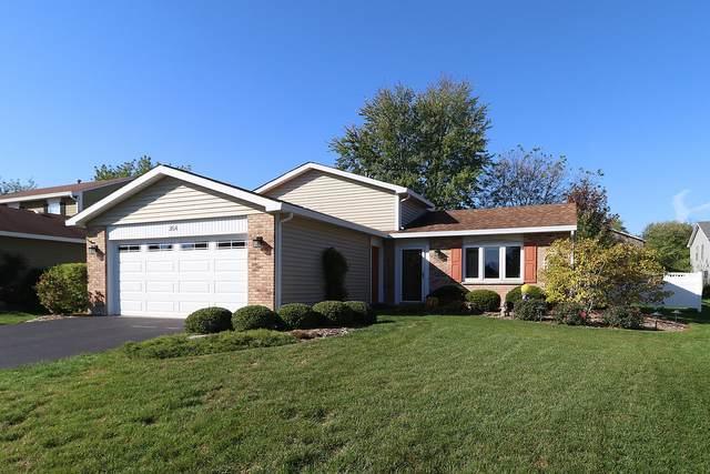 364 Homewood Drive, Bolingbrook, IL 60440 (MLS #11253072) :: RE/MAX IMPACT