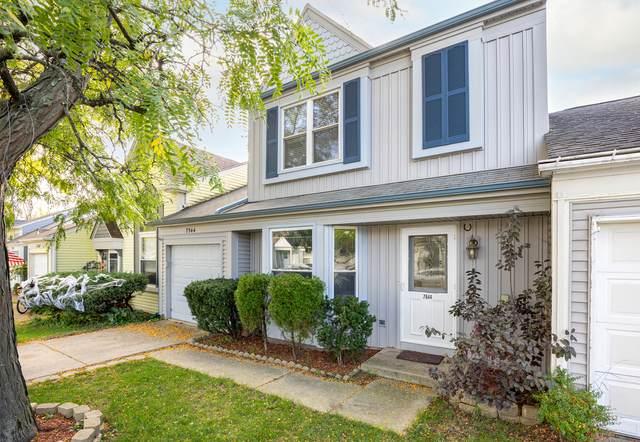 7544 Madison Street, Hanover Park, IL 60133 (MLS #11253092) :: Littlefield Group