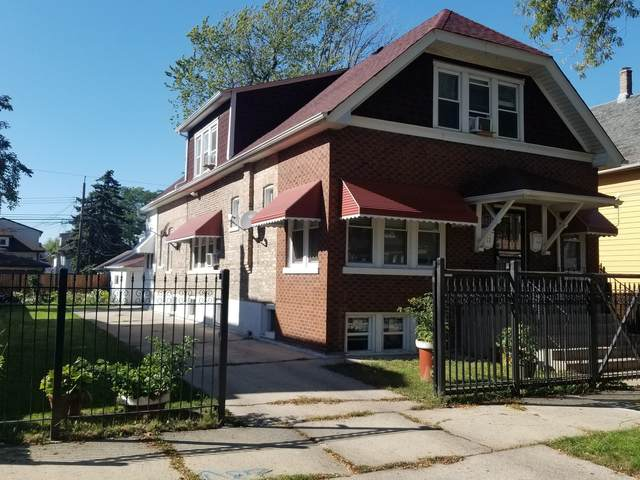 6018 S Sawyer Avenue, Chicago, IL 60629 (MLS #11253096) :: The Wexler Group at Keller Williams Preferred Realty
