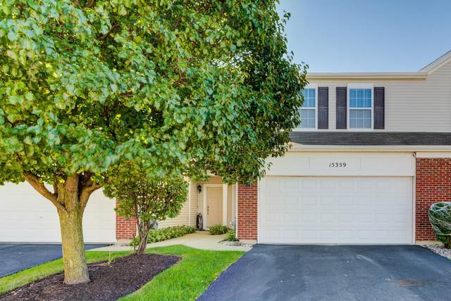 15359 Kenmare Circle, Manhattan, IL 60442 (MLS #11253113) :: NextHome Select Realty