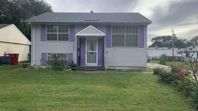 403 E Eureka Street, Champaign, IL 61820 (MLS #11253120) :: Ryan Dallas Real Estate