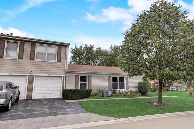 254 Nantucket Hbr #0, Schaumburg, IL 60193 (MLS #11253129) :: John Lyons Real Estate