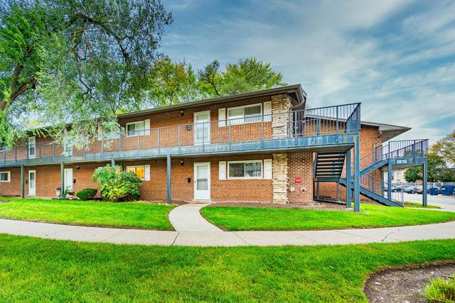 1480 S Busse Road 1E, Mount Prospect, IL 60056 (MLS #11253147) :: The Wexler Group at Keller Williams Preferred Realty