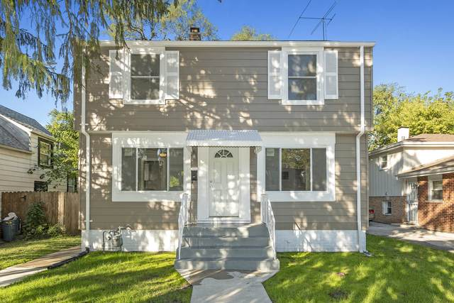 14832 Evers Street, Dolton, IL 60419 (MLS #11253155) :: John Lyons Real Estate