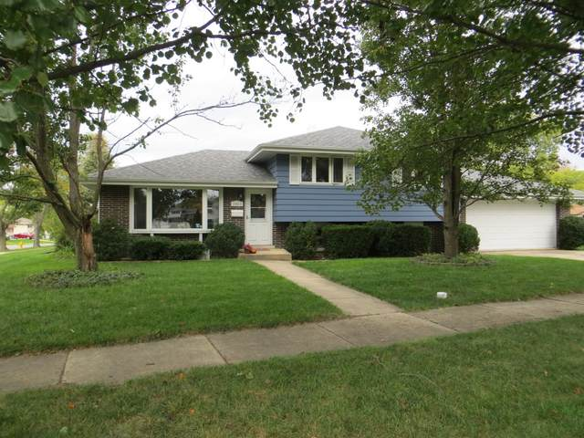 16416 66th Court, Tinley Park, IL 60477 (MLS #11253195) :: The Wexler Group at Keller Williams Preferred Realty