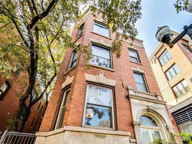 3220 N Halsted Street 3F, Chicago, IL 60657 (MLS #11253207) :: Janet Jurich