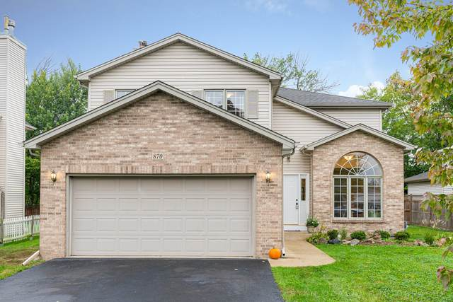 870 S Chatham Avenue, Addison, IL 60101 (MLS #11253244) :: The Wexler Group at Keller Williams Preferred Realty