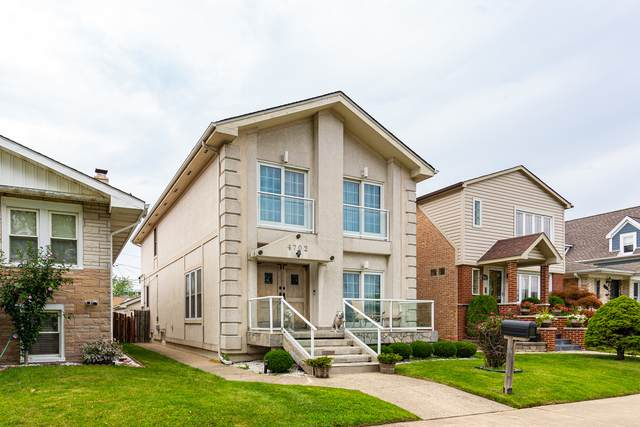 4702 N Odell Avenue, Harwood Heights, IL 60706 (MLS #11253281) :: The Wexler Group at Keller Williams Preferred Realty