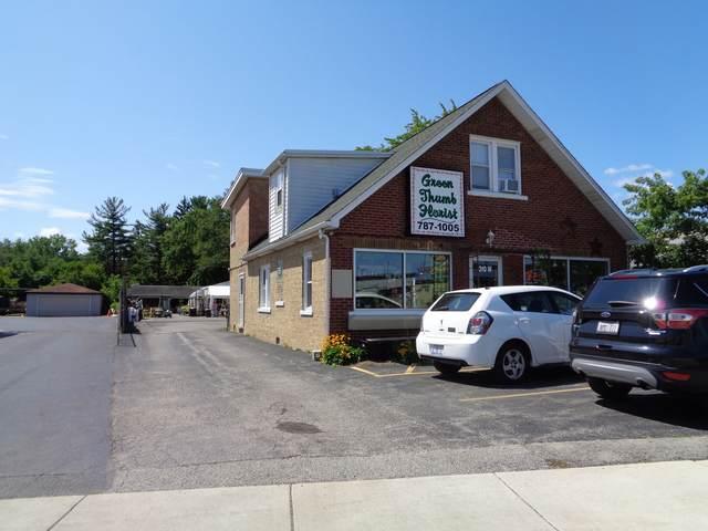 310 W Irving Park Road, Wood Dale, IL 60191 (MLS #11253295) :: Ryan Dallas Real Estate