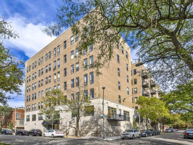 811 S Lytle Street #611, Chicago, IL 60607 (MLS #11253342) :: Janet Jurich