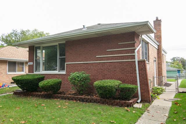 14641 Avalon Avenue, Dolton, IL 60419 (MLS #11253354) :: John Lyons Real Estate