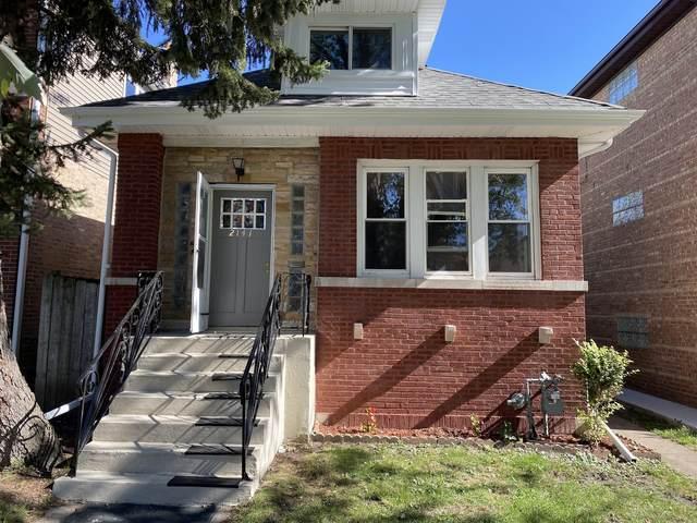 2141 N 72 Nd Court, Elmwood Park, IL 60707 (MLS #11253371) :: John Lyons Real Estate