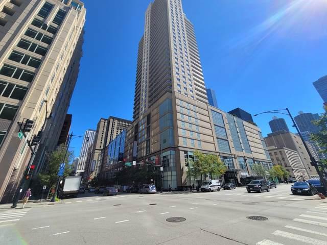 545 N Dearborn Street W2805, Chicago, IL 60654 (MLS #11253380) :: Janet Jurich