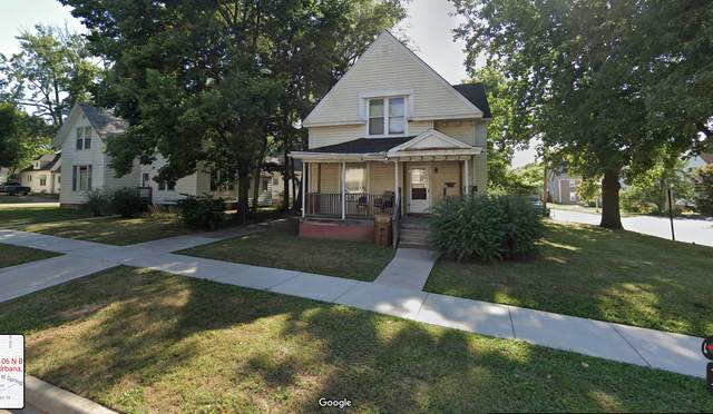 106 N Busey Avenue, Urbana, IL 61801 (MLS #11253411) :: Ryan Dallas Real Estate