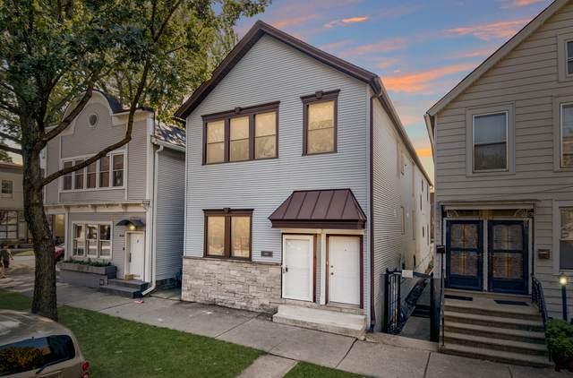 1637 W Wrightwood Avenue 1N, Chicago, IL 60614 (MLS #11253443) :: Janet Jurich