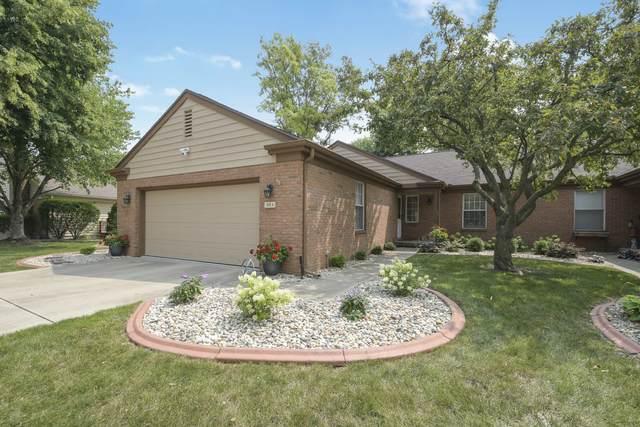 1804 Lakeside Drive A, Champaign, IL 61821 (MLS #11253464) :: Ryan Dallas Real Estate