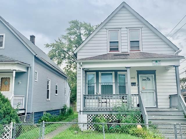 345 W 113TH Street, Chicago, IL 60628 (MLS #11253471) :: John Lyons Real Estate