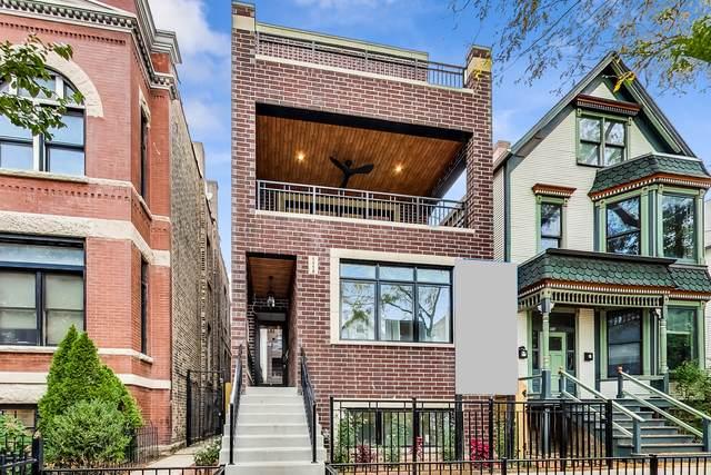 2631 N Wilton Avenue #3, Chicago, IL 60614 (MLS #11253482) :: Janet Jurich
