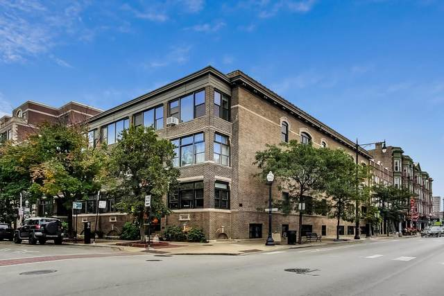 3263 N Broadway Street #3, Chicago, IL 60657 (MLS #11253494) :: John Lyons Real Estate