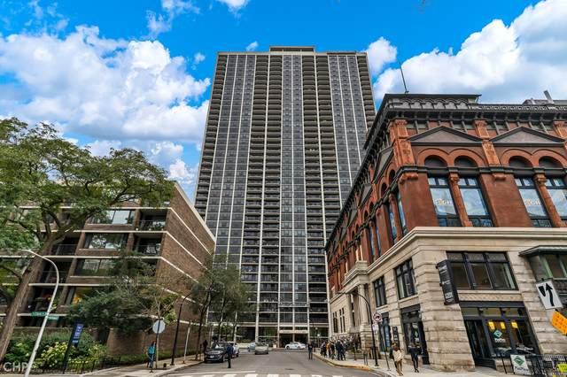 1560 N Sandburg Terrace 2502J, Chicago, IL 60610 (MLS #11253523) :: Janet Jurich