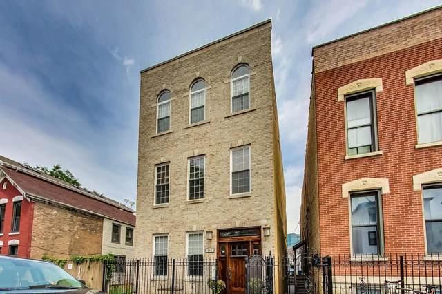 717 N Elizabeth Street #3, Chicago, IL 60642 (MLS #11253524) :: The Dena Furlow Team - Keller Williams Realty