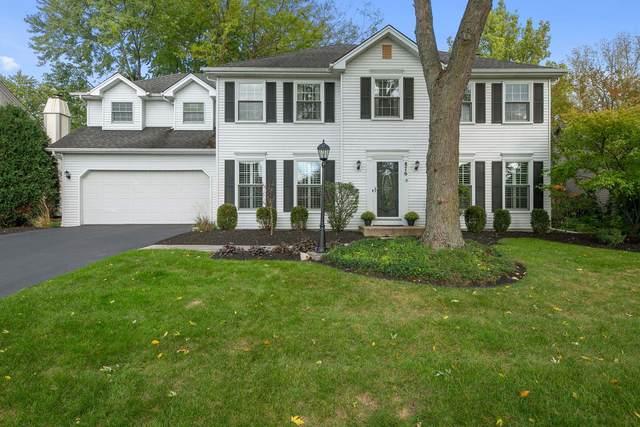 876 Plainfield Naperville Road, Naperville, IL 60540 (MLS #11253530) :: Helen Oliveri Real Estate