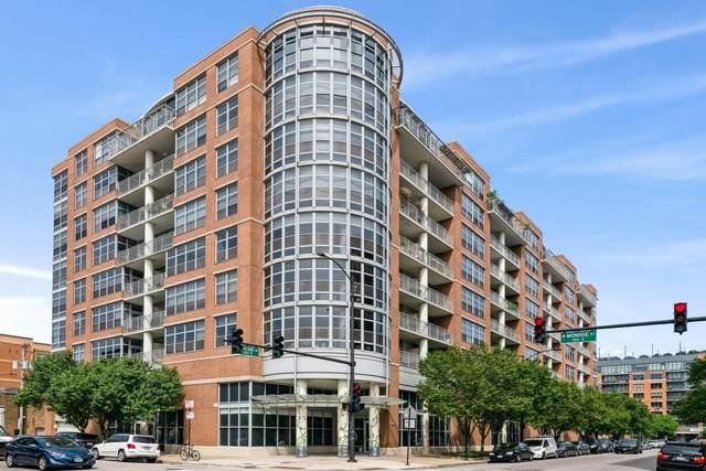 1200 W Monroe Street #911, Chicago, IL 60607 (MLS #11253544) :: Janet Jurich