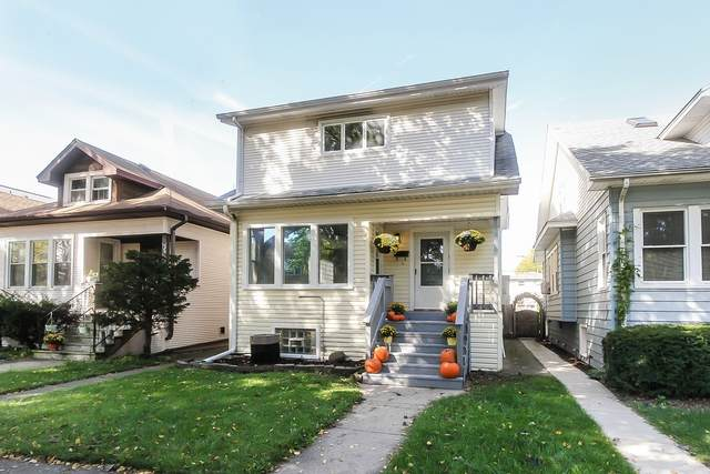 5322 N Lieb Avenue, Chicago, IL 60630 (MLS #11253580) :: The Wexler Group at Keller Williams Preferred Realty