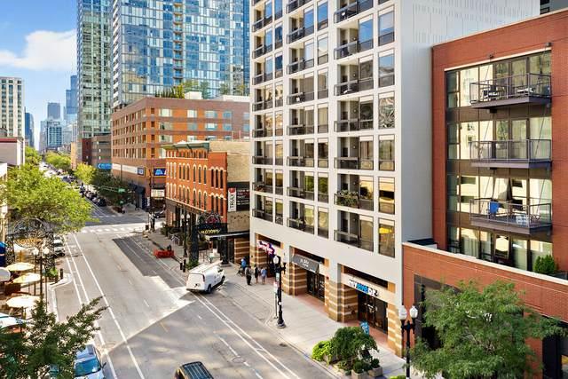1212 N Wells Street #1004, Chicago, IL 60610 (MLS #11253644) :: Janet Jurich