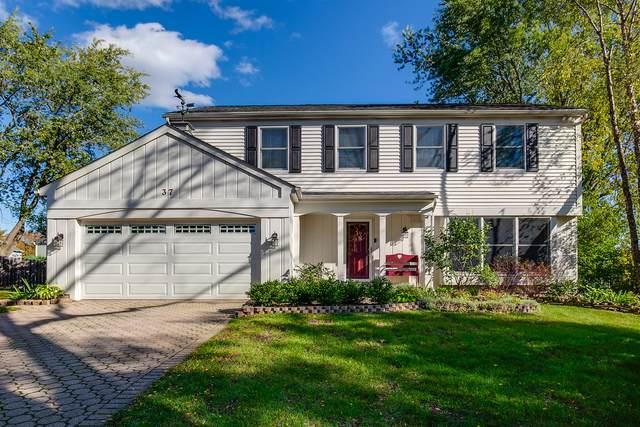 37 Montgomery Lane, Vernon Hills, IL 60061 (MLS #11253654) :: John Lyons Real Estate