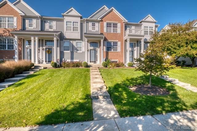 14522 Samuel Adams Drive #14522, Plainfield, IL 60544 (MLS #11253671) :: RE/MAX IMPACT
